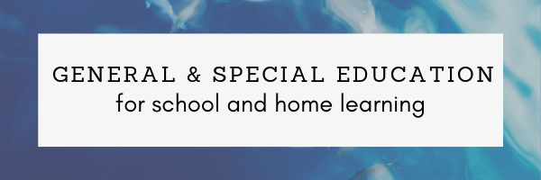General & Special Education